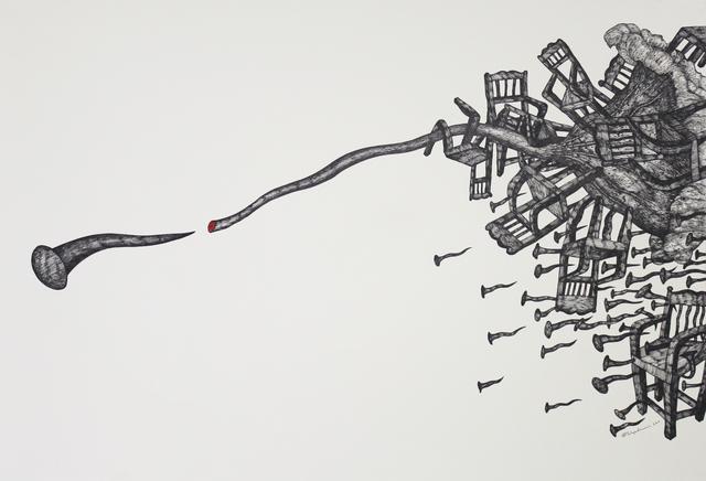 , 'DISAPPEARENCE V,' 2017, Saskia Fernando Gallery
