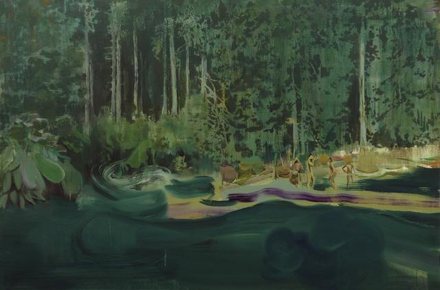 , 'Hinterland 腹地,' 2015, Galerie Huit