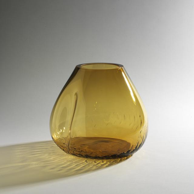 , 'Amber Vase,' 2013, Marion Friedmann