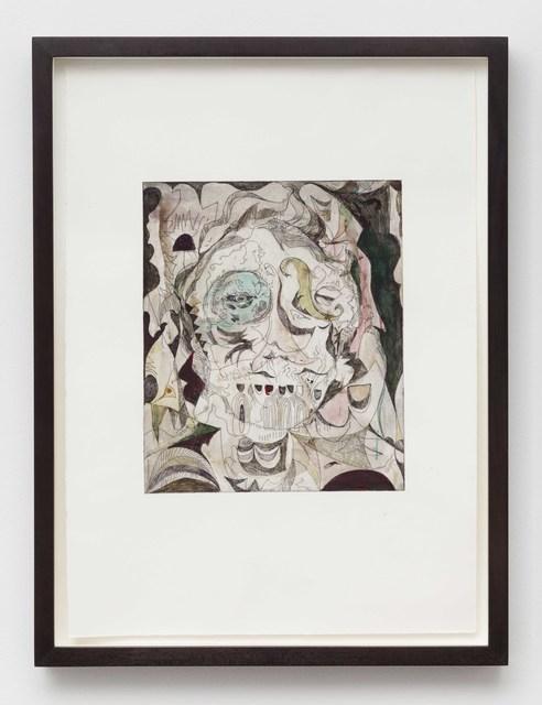 , 'Mein Portrait im Jahre 2070,' 2007, Eleven Rivington
