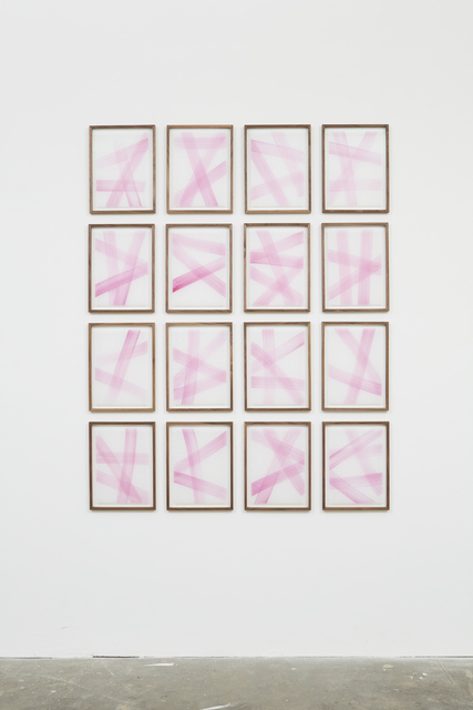 , 'No. 779 Drawings,' 2017, Galerie Christian Lethert