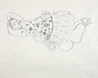 Henri Matisse, Danseuse endorme (Sleeping Dancer)