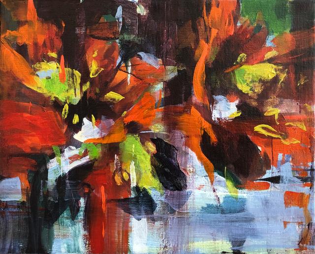 , 'Small Windflower,' 2019, George Billis Gallery