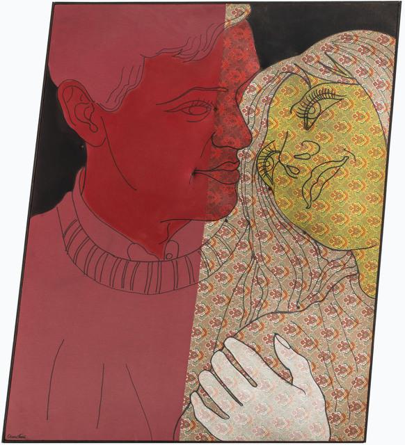, 'Coppia Felice,' 1966, Erica Ravenna Fiorentini Arte Contemporanea