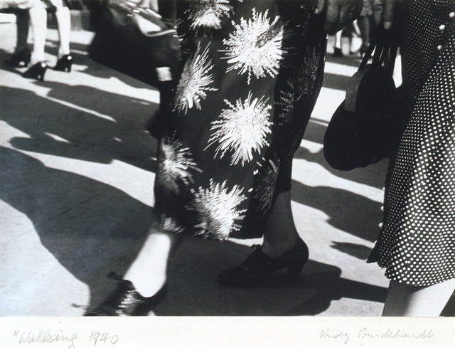 , 'Walking, New York,' ca. 1939-40, Tibor de Nagy