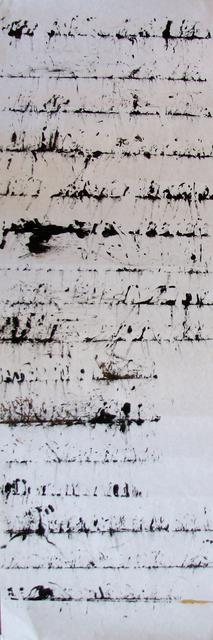 , 'Manuscrito,' 1989, Galeria Nara Roesler
