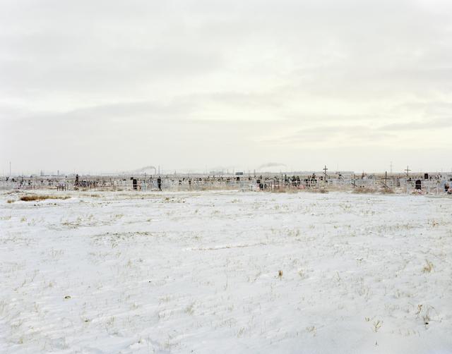 Nadav Kander, 'C-4 Graveyard at Kurchatov', 2011, Flowers