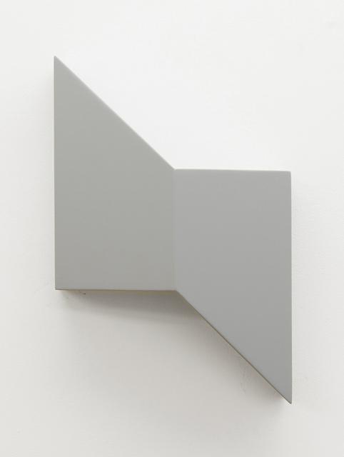 , 'WCTHY Pearl Grey,' 2017, Mini Galerie