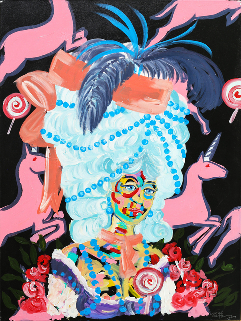 , 'Unicorn ,' 2017, Maddox Gallery