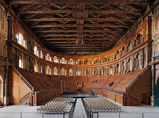 Ahmet Ertug, 'Farnese Theater, Parma', 2016, Phillips