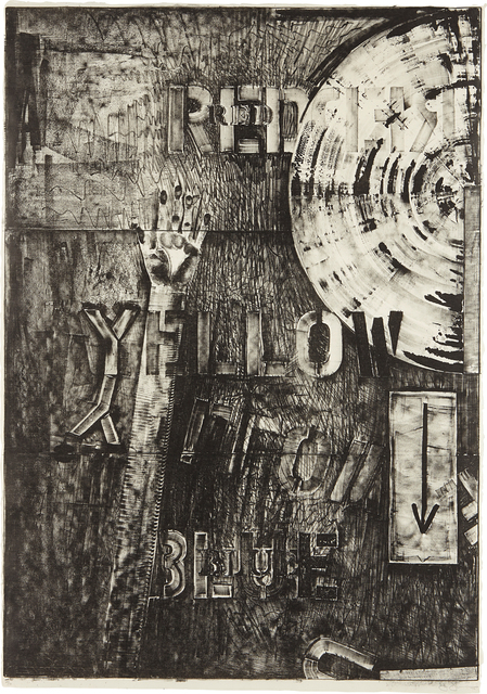 Jasper Johns, 'Land's End', 1979, Phillips