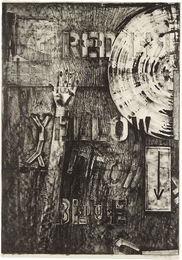 Jasper Johns, 'Land's End,' 1979, Phillips: Evening and Day Editions (October 2016)