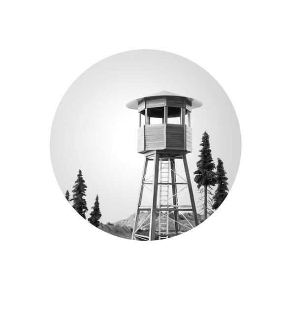 , 'Fire Tower I,' 2016, Wall Space Gallery