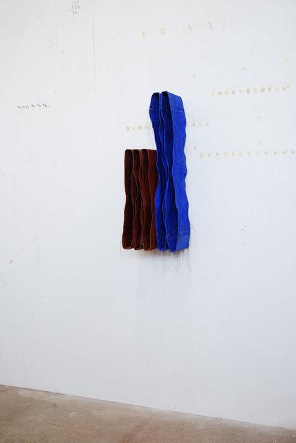 , 'Streatham Wallspine 5 Piece,' 2016, FOLD Gallery