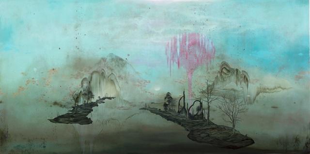 , 'Inversion Landscape no. 1,' 2018, DC Moore Gallery