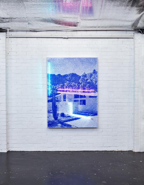 , 'Palm House,' 2019, Axiom Contemporary