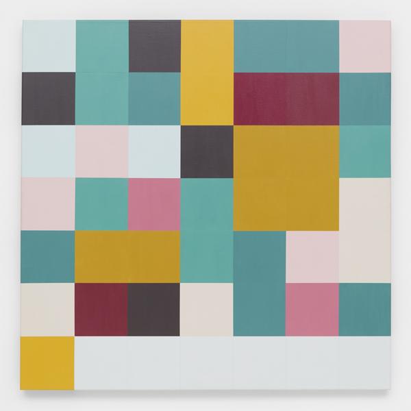 , 'Data Portrait (Melissa Amore),' 2016, Jane Lombard Gallery