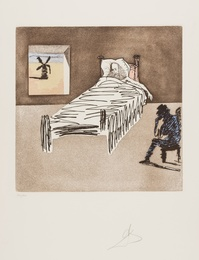 Salvador Dalí, 'Le Legacy (Field 80-1.O),' 1981, Forum Auctions: Editions and Works on Paper (March 2017)