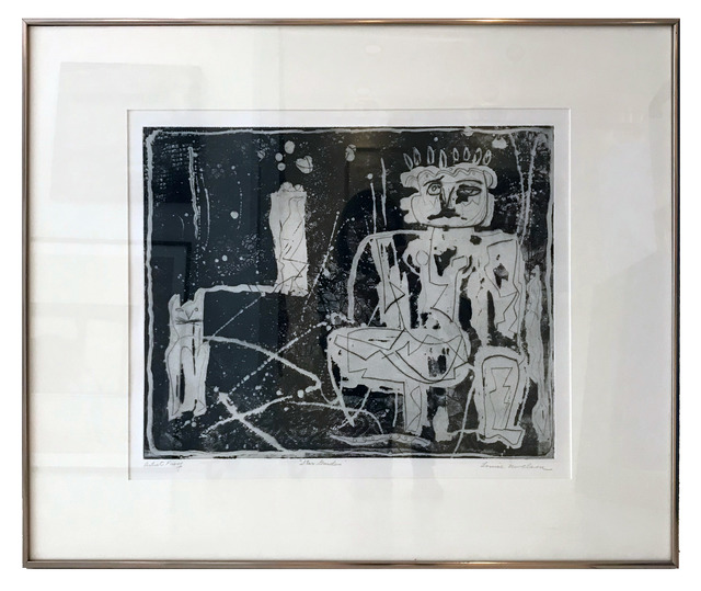Louise Nevelson, 'Untitled', ca. 1955, Keyes Art