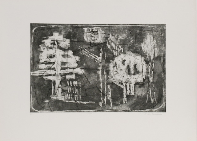 , 'Trees,' 1965-1966, Sragow Gallery