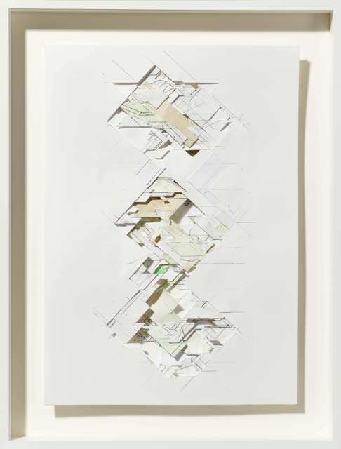 , 'UnPlot c8,' 2018, Galerie Ron Mandos