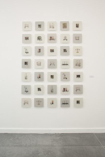 , 'Objetos inútiles,' 2015, Gachi Prieto