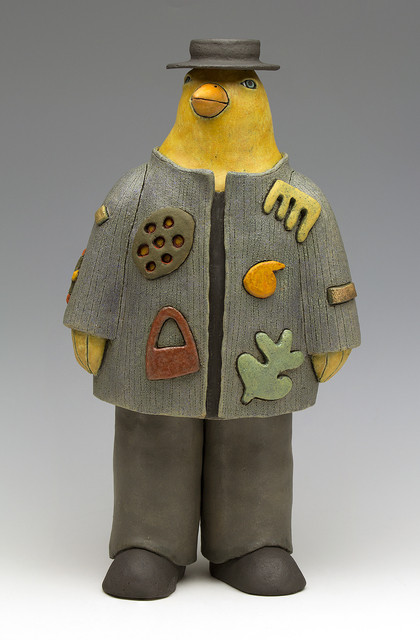 , 'Phat Chick,' 2017, Hanson Howard Gallery