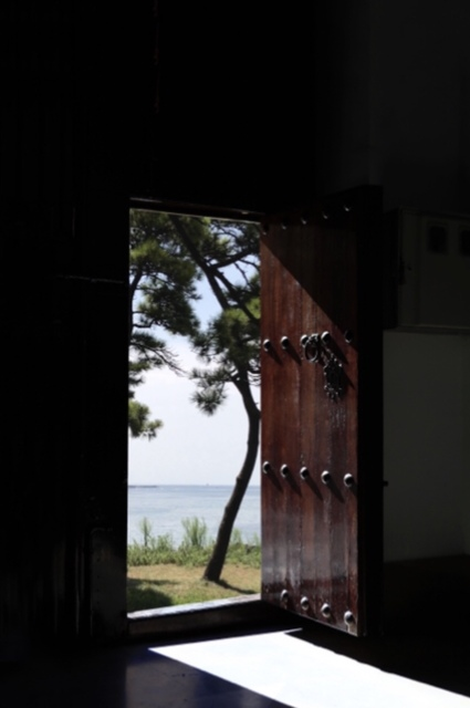 , 'into a time frame_Gate in Spain,' 2018, Leehwaik Gallery