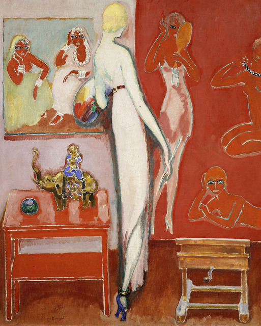 Kees van Dongen, 'Amusement', 1914, ARS/Art Resource