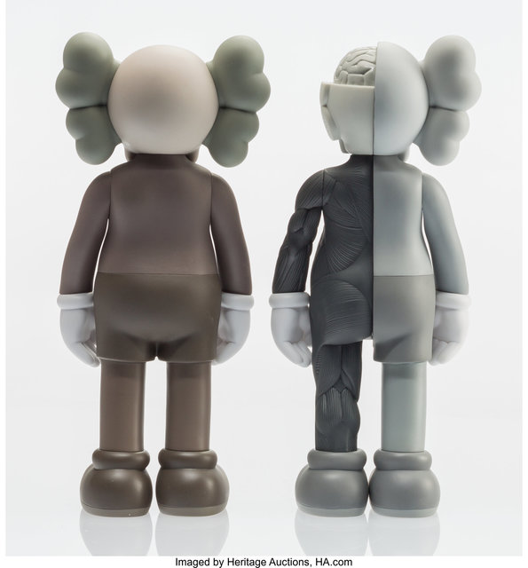 KAWS, 'Companion, set of two', 2016, Other, Painted cast vinyl, Heritage Auctions