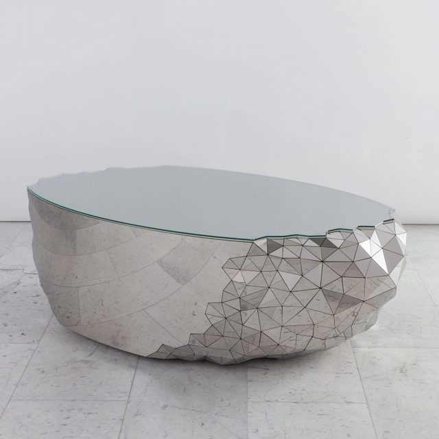 , 'STELLAR Oval Low Table,' 2014, Todd Merrill Studio