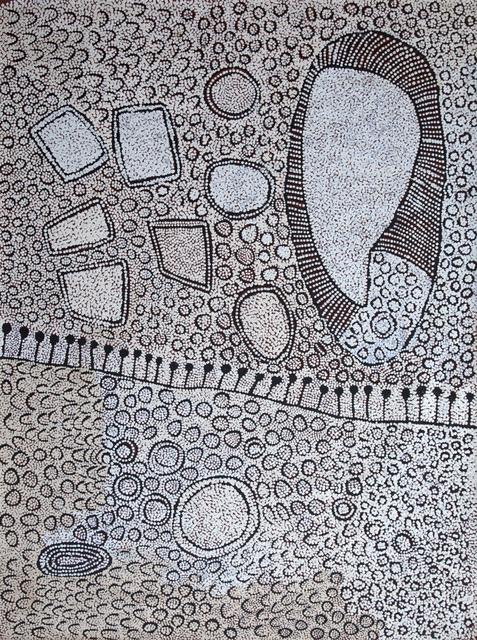 Yinarupa Nangala, 'Mukula', 2010, ReDot Fine Art Gallery