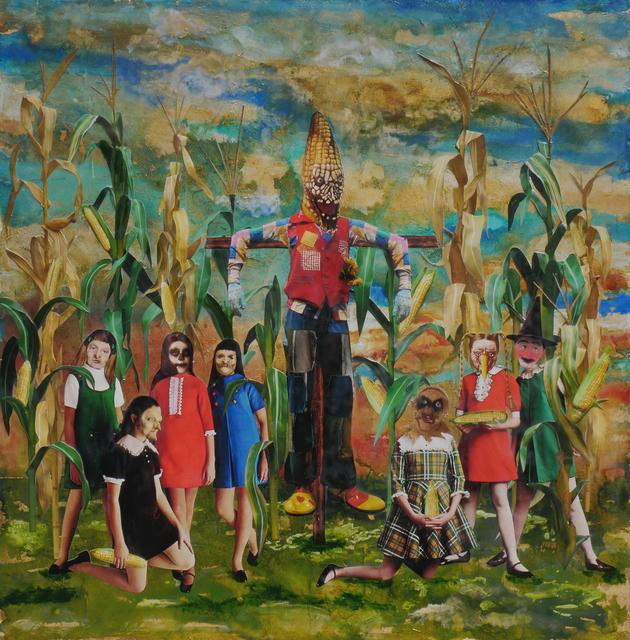 , 'The Corn Ritual ,' 2019, Simon Lee Gallery