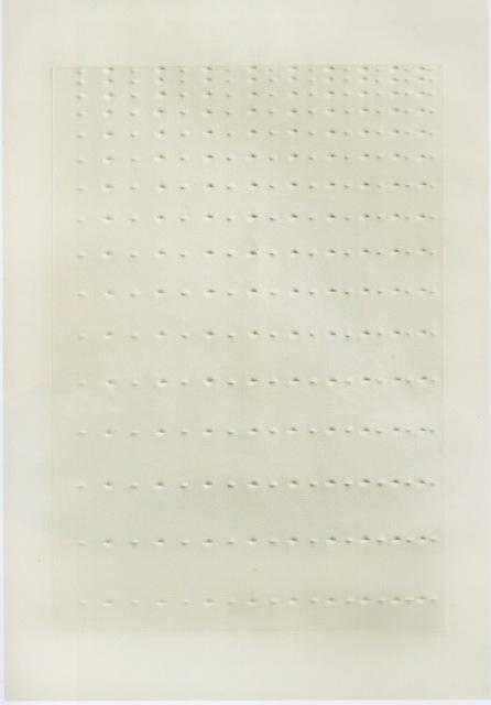 , 'Untitled,' 1978, Erica Ravenna Fiorentini Arte Contemporanea