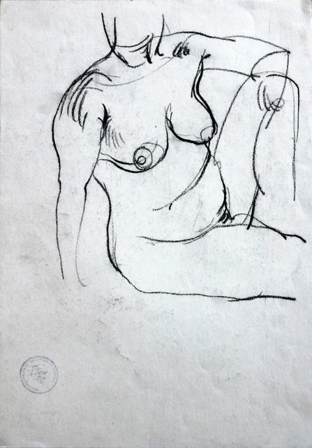 , 'Nude,' ca. 1970, Gallery Katarzyna Napiorkowska | Warsaw & Brussels