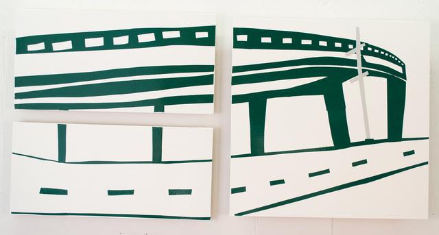 , 'Highway,' 2014, Ruiz-Healy Art