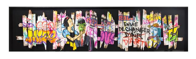, 'Envie de Changer d'Art,' 2018, Galerie Montmartre