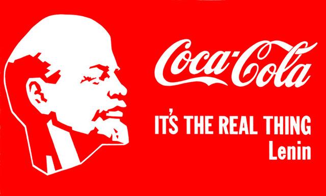 , 'Lenin Coca-Cola,' 2009, Ethan Cohen New York