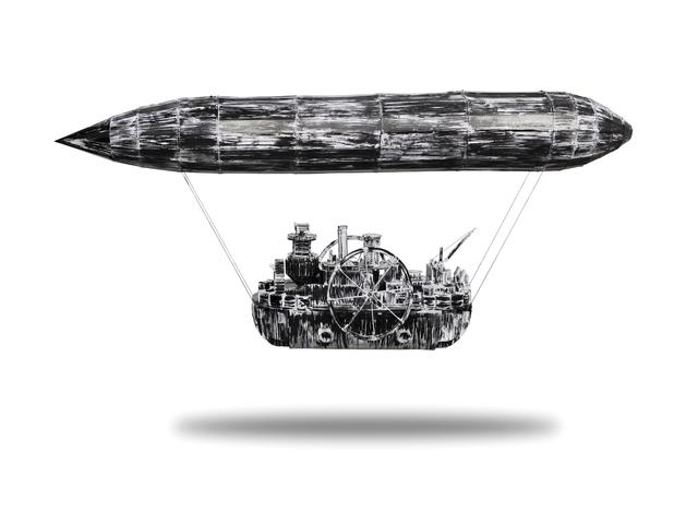 , 'Airship,' 2013, ShanghART