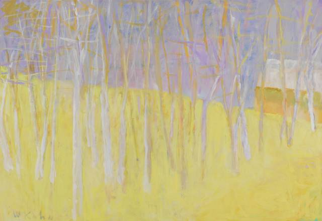 , 'Pale Rise,' 2004, Tayloe Piggott Gallery