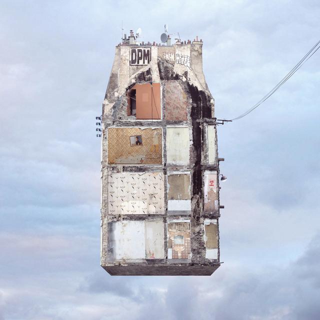 , 'Trace au Mur,' 2013, Muriel Guépin Gallery