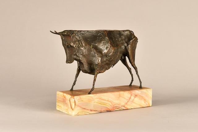 Elie Nadelman, 'Standing Bull', 1915, Kapoor Galleries / Graham Shay 1857
