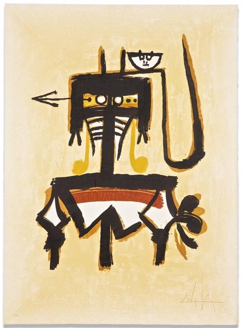 Wifredo Lam, 'Barcelona', 1976, MLA Gallery