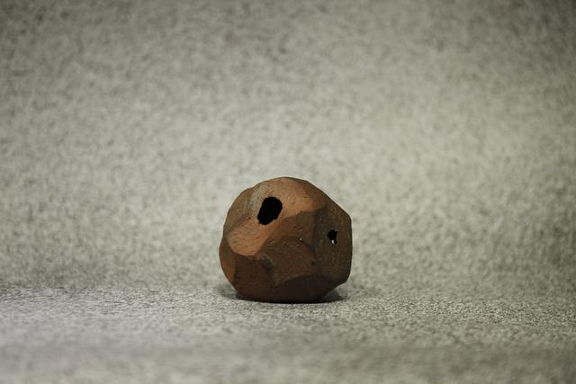 Gao Zhenyu, 'Clay Nirvana_φ (No.1607-28)', 2016, Sculpture, Ceramic, NO 55 ART SPACE