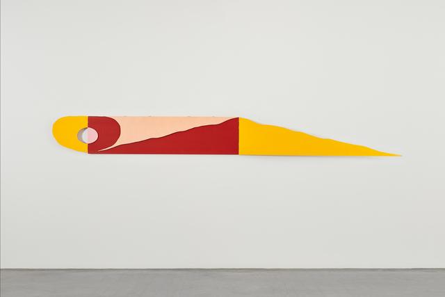 , 'Hiraku 84-,' 2011, Ronchini Gallery