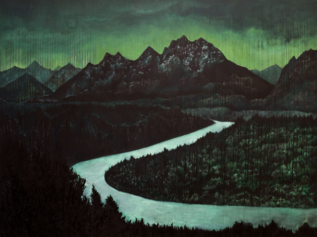 , 'A montanha (Série Mindscapes),' 2014, Amparo 60