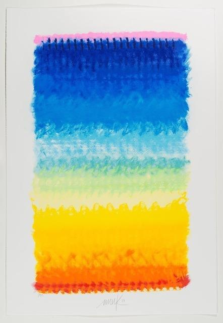 Heinz Mack, 'Klassische Chromatik, 2016', 2016, Galerie Ludwig Kleebolte