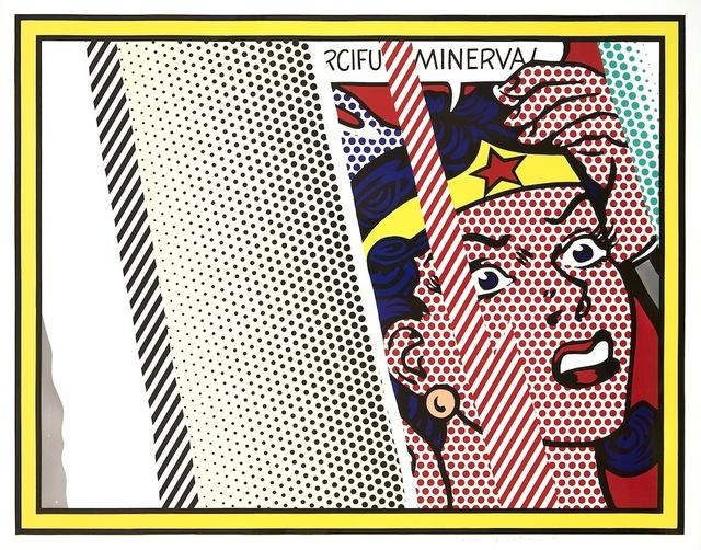 , 'Reflections on Minerva,' 1990, Gregg Shienbaum Fine Art