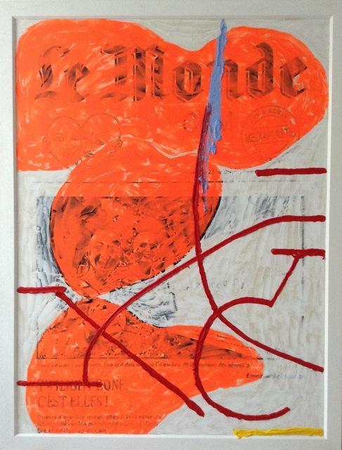 Eva & Adele, 'PAINTINGSCULPTURE Le Monde', 2014, Artelier Contemporary