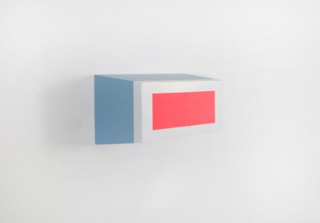 , 'Trapezium Origami #6,' 2015, Muriel Guépin Gallery